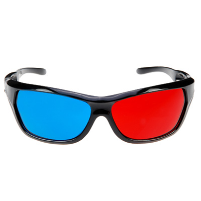 Cheap But Good Quality 3D Glasses Red Cyan PH0041RC
