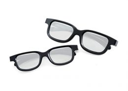 Real D 3D Glasses New Style PL0017CP