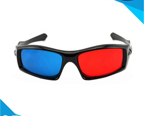 anaglyph 3d glasses red cyan