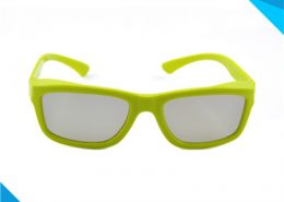 cinema circular polarized 3d glasses