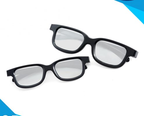 classic 3d glasses for cinema