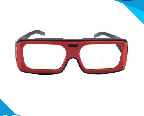3d glasses for masterimage