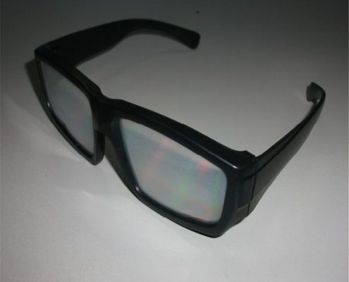 festival diffraction glasses