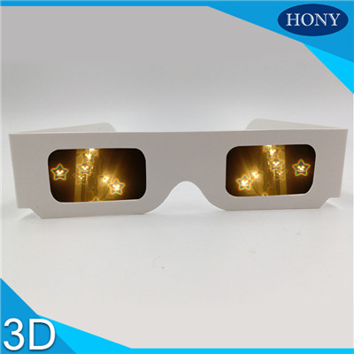 diffraction glasses paper