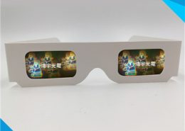 santa christmas fireworks glasses