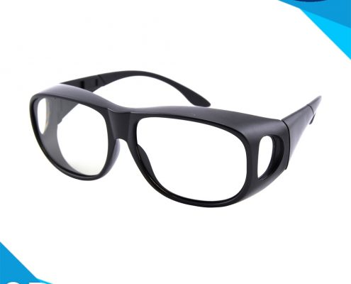 linear polarized theme park 3d glasses