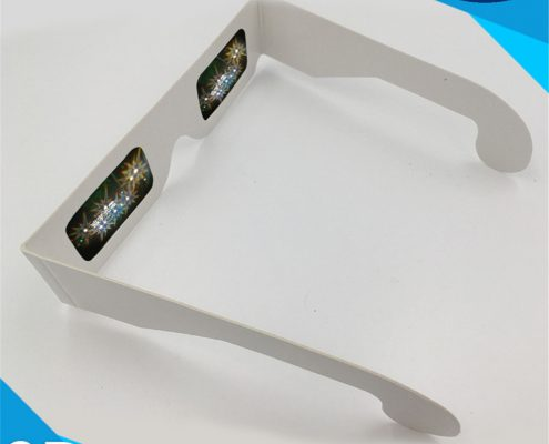 print paper diffraction glasses