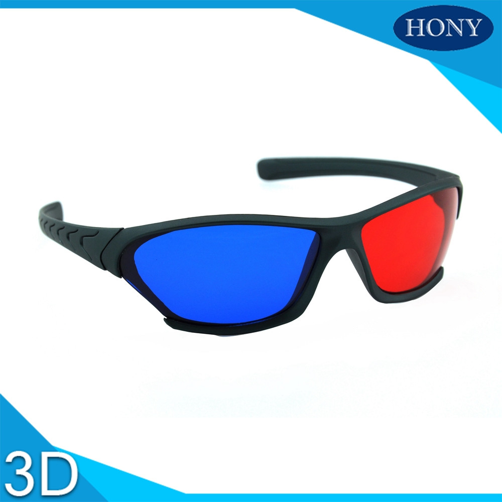 3D Glasses Red And Blue PET Material-PH0056