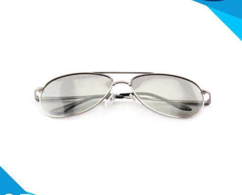 stainless steel 3d glasses
