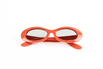 3d Kids Glasses Anti Scratch