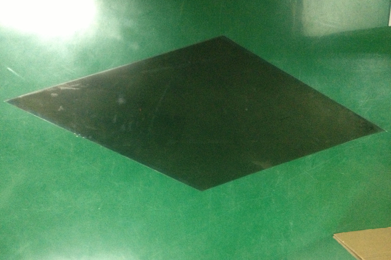 polarized flter sheet