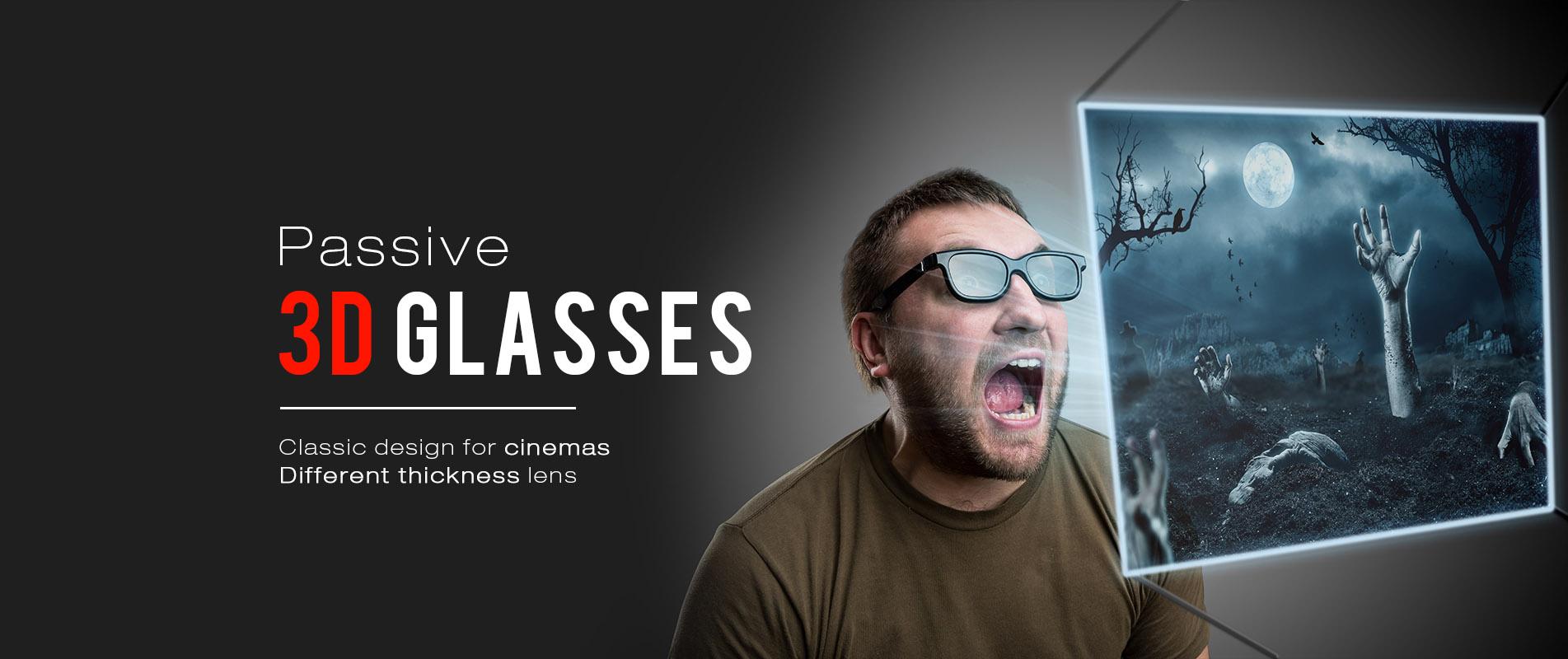 passive 3d glasses-3