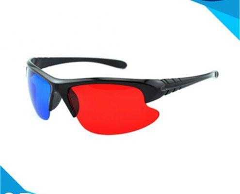 3d glasses plastic
