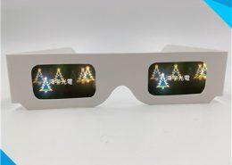 paper fireworks christmas glasses