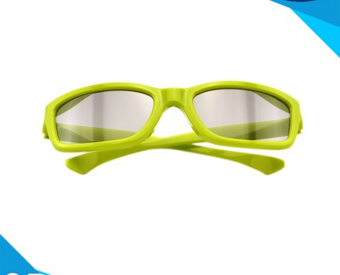 anti scratch 3d glasses