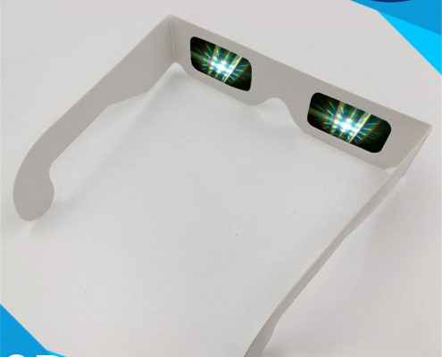 13500 lines paper diffraction glasses