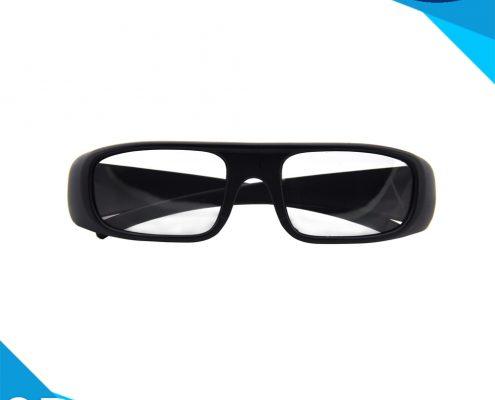 imax cinema use linear polarized 3d glasses