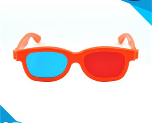 kids 3d glasses red blue