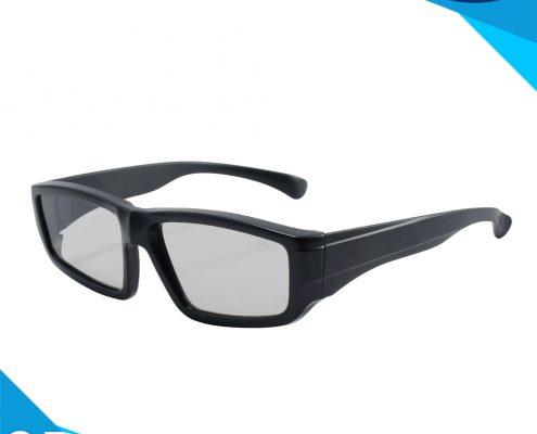 linear polarized 3d glasses for imax