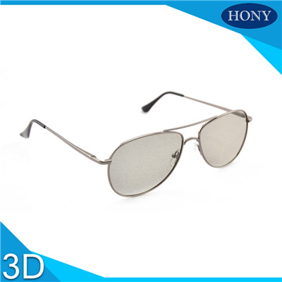 metal frame 3d glasses ph0034