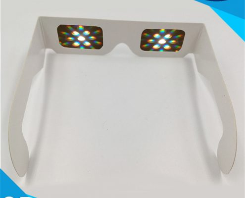 paper rainbow glasses 13500 lines effect