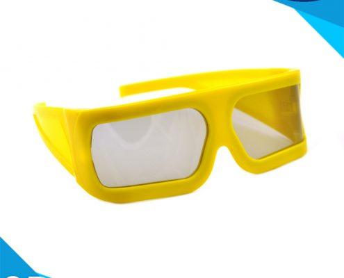 simulation cinema 3d glasses