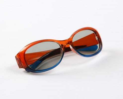 3d kid glasses scratch free