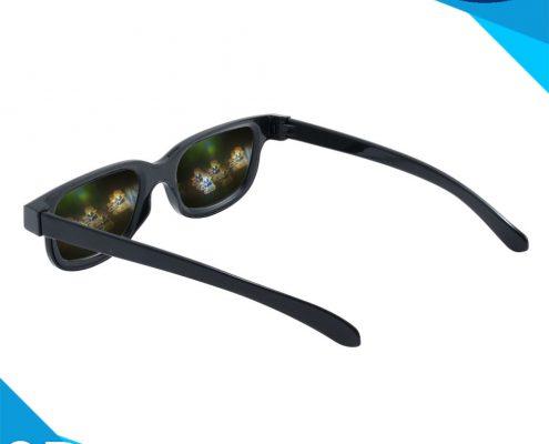 celebration santa diffraction glasses